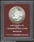 Additional Certified Coins: , 1893-CC $1 Morgan Dollar MS65 Paramount (MS61). Ex: ...
