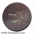 Patterns: , 1854 1C Cent--Double Struck, Second Strike Rotated on ...