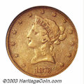 Liberty Eagles: , 1873 $10 Closed 3 VF30 PCGS. The 1873 is one of the five ...