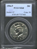 Kennedy Half Dollars: , 1996-P MS68 PCGS. ...