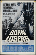 "Movie Posters:Action, Born Losers (American International, 1967). One Sheet (27"" X 40.5""). Action...."