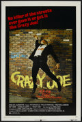 "Movie Posters:Crime, Crazy Joe (Columbia, 1974). One Sheet (27"" X 41""). Crime...."