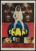 "Movie Posters:Rock and Roll, Tommy (Columbia, 1975). Italian 2 - Folio (39"" X 55""). Rock andRoll...."