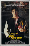 "Movie Posters:Sports, All the Right Moves (20th Century Fox, 1983). One Sheet (27"" X 41""). Sports...."