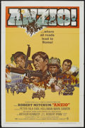 "Movie Posters:War, Anzio (Columbia, 1968). One Sheet (27"" X 41""). War...."