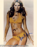 Autographs, Maud Adams In-Person Signed 007 Photo