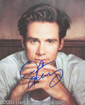 Autographs, Jim Carrey Signed 8 x 10 Photo