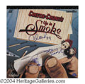 Autographs, Cheech & Chong Signed Laserdisc Cover