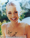 Autographs, Marisa Coughlan In-Person Signed Photo