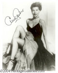 Autographs, Ava Gardner Beautiful Signed Photo
