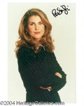 Autographs, Peri Gilpin In-Person Signed Photo