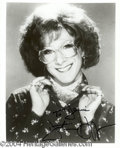 Autographs, Dustin Hoffman Signed Tootsie Photo