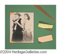 Autographs, Honeymooners Signed Matted Display