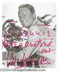 Autographs, Van Johnson Signed 8 x 10 Photo