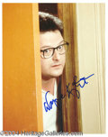 Autographs, Wayne Knight In-Person Signed Photo