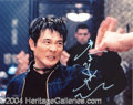 Autographs, Jet Li In-Person Signed Photo