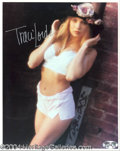 Autographs, Traci Lords Sexy Signed Photo