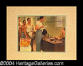 Autographs, Fred MacMurray Vintage Signed Lobby Card