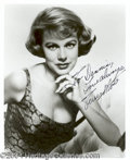 Autographs, Terry Moore Signed 8 x 10 Photo