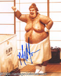 Autographs, Mike Myers Fat Bastard Signed Photo