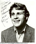 Autographs, Ryan O' Neal Signed 8 x 10 Photo