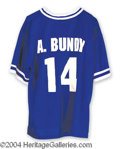 Autographs, Ed O' Neill Al Bundy Screen Worn Shirt