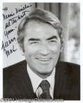 Autographs, Gregory Peck Signed Photograph