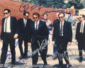 Autographs, Reservoir Dogs Rare Signed Cast Photo