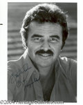 Autographs, Burt Reynolds Signed Photo