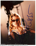 Autographs, Rene Russo In-Person Signed Photo