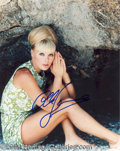 Autographs, Elke Sommer Sexy Young Signed Photo
