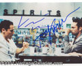 Autographs, Swingers In-Person Dual Signed Photo