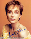 Autographs, Kristin Scott Thomas Signed Photo