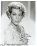 Autographs, Lana Turner Signed Photograph
