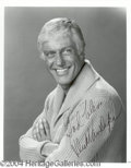 Autographs, Dick Van Dyke Signed Photo