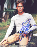 Autographs, Paul Walker In-Person Signed Photo