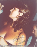 Autographs, Raquel Welch Signed Color Photo