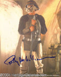 Autographs, Billy Dee Williams Star Wars Signed Photo