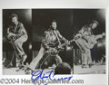 Autographs, Chuck Berry Awesome Signed Photo