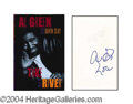 Autographs, Al Green In-Person Signed Book