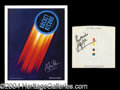 Autographs, Elton John Signed 45rpm & More!