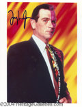Autographs, Tommy Lee Jones Signed Photo