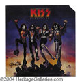 Autographs, KISS Artist Ken Kelly Signed Album