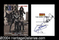 Autographs, KISS Simmons & Stanley Signed Book