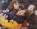 Autographs, Oasis In-Person Group Signed Photo
