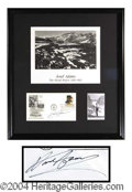 Autographs, Ansel Adams