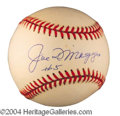 Autographs, Joe Dimaggio Signed Baseball PSA/DNA
