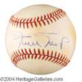 Autographs, Willie Mays Signed Baseball