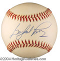 Autographs, Gaylord Perry HOF Signed Baseball