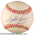 Autographs, Gaylord Perry Signed Baseball